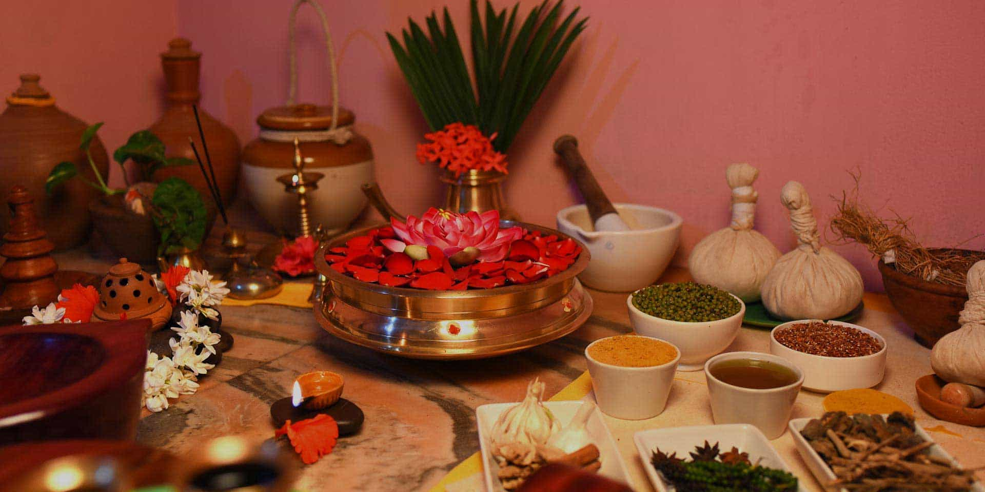 ayurvedic treatments in kerala