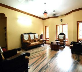 ideal ayurvedic resort bed room 3